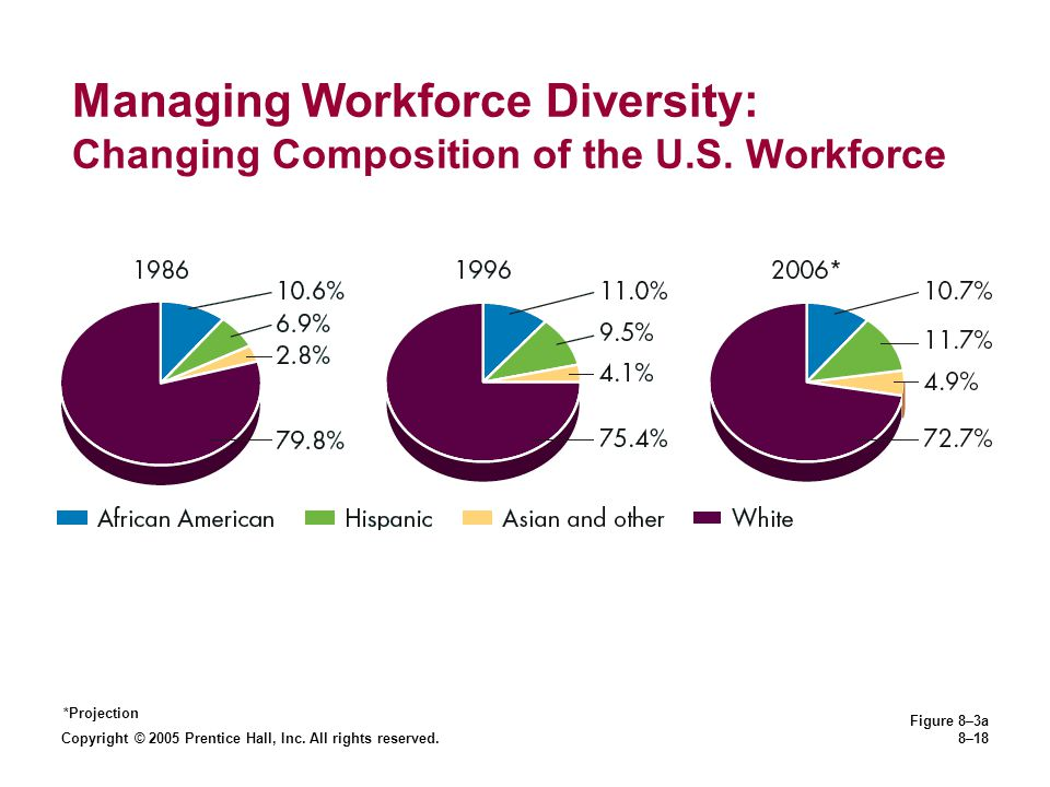 Managing Workforce Diversity: Changing Composition of the U. S
