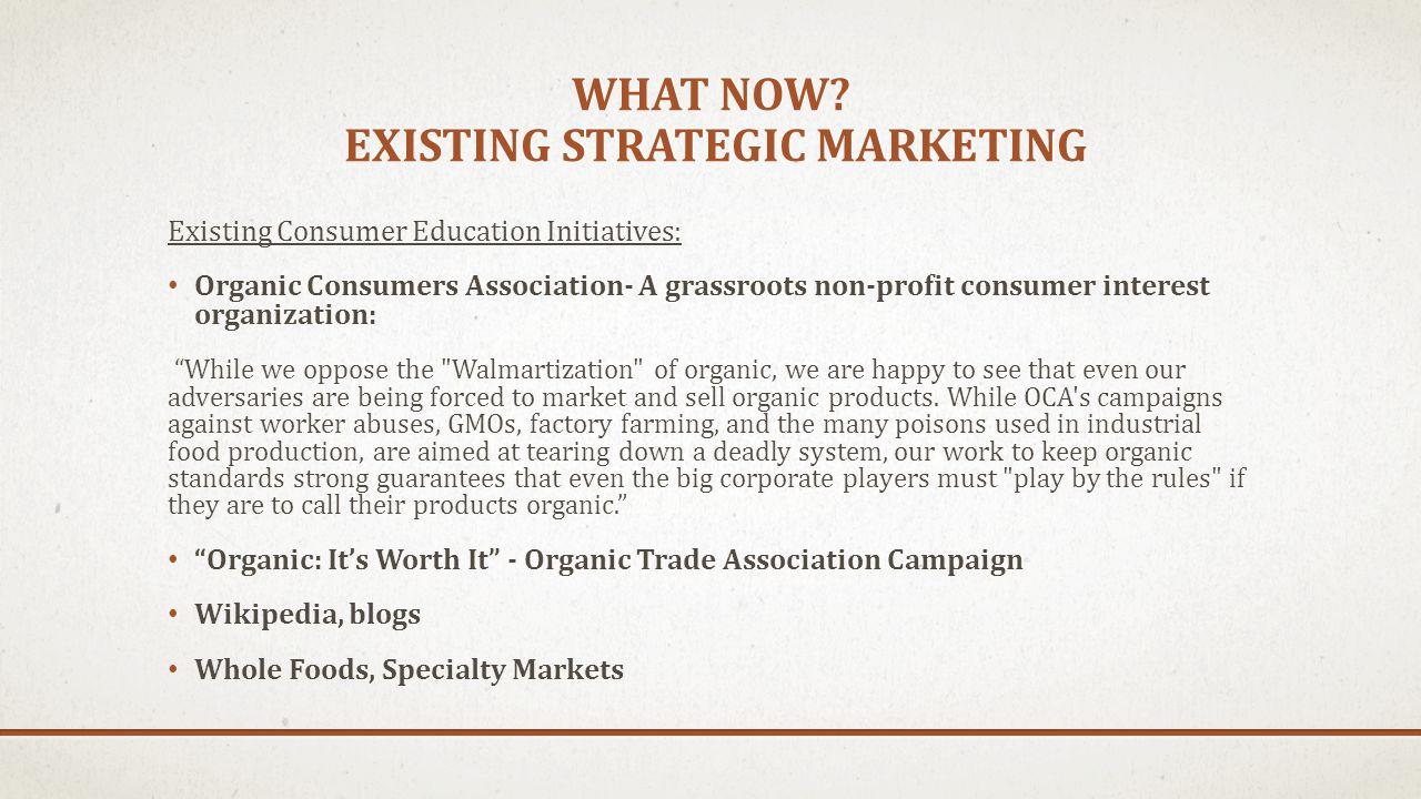 organic consumers organization
