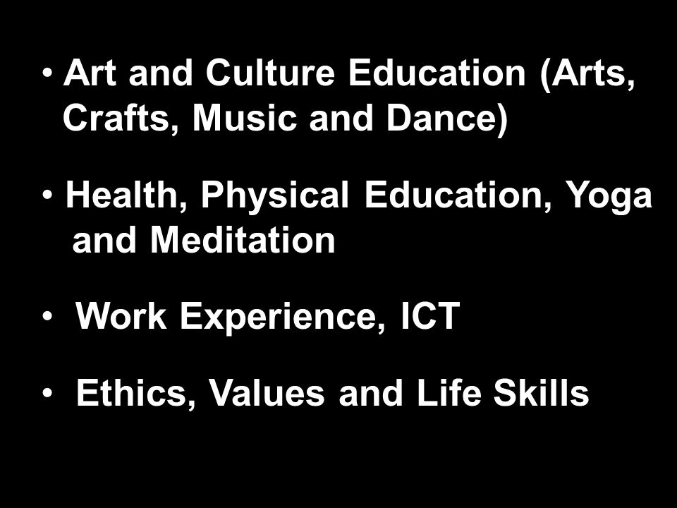 Art and Culture Education (Arts,