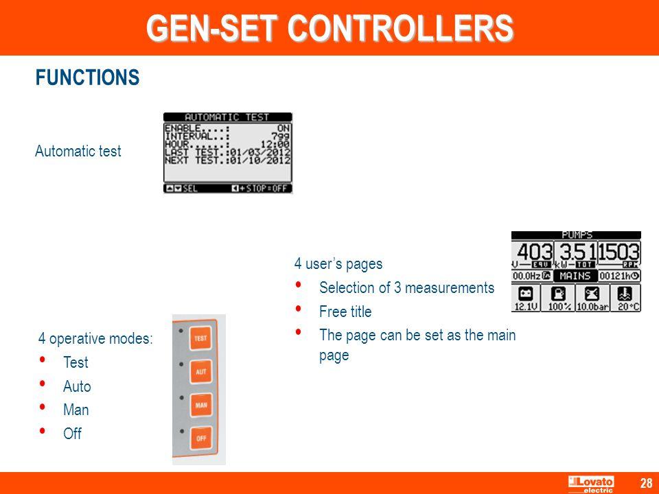 Gen Set Controllers Rgk700 Rgk Ppt Video Online Download