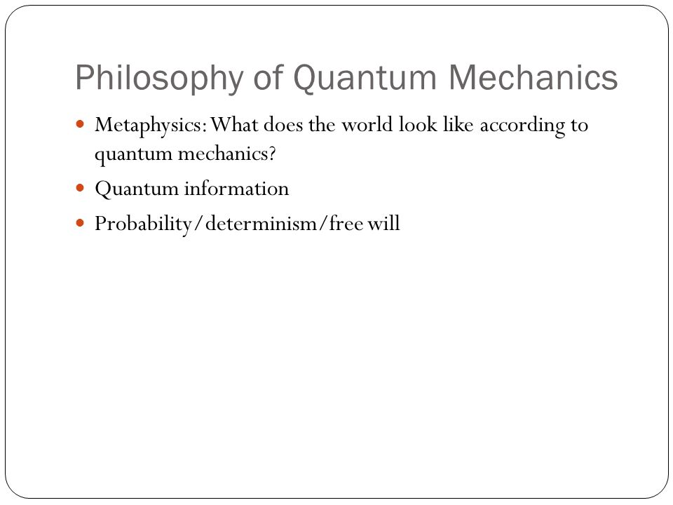 Why Philosophy of Physics is Awesome! - ppt download