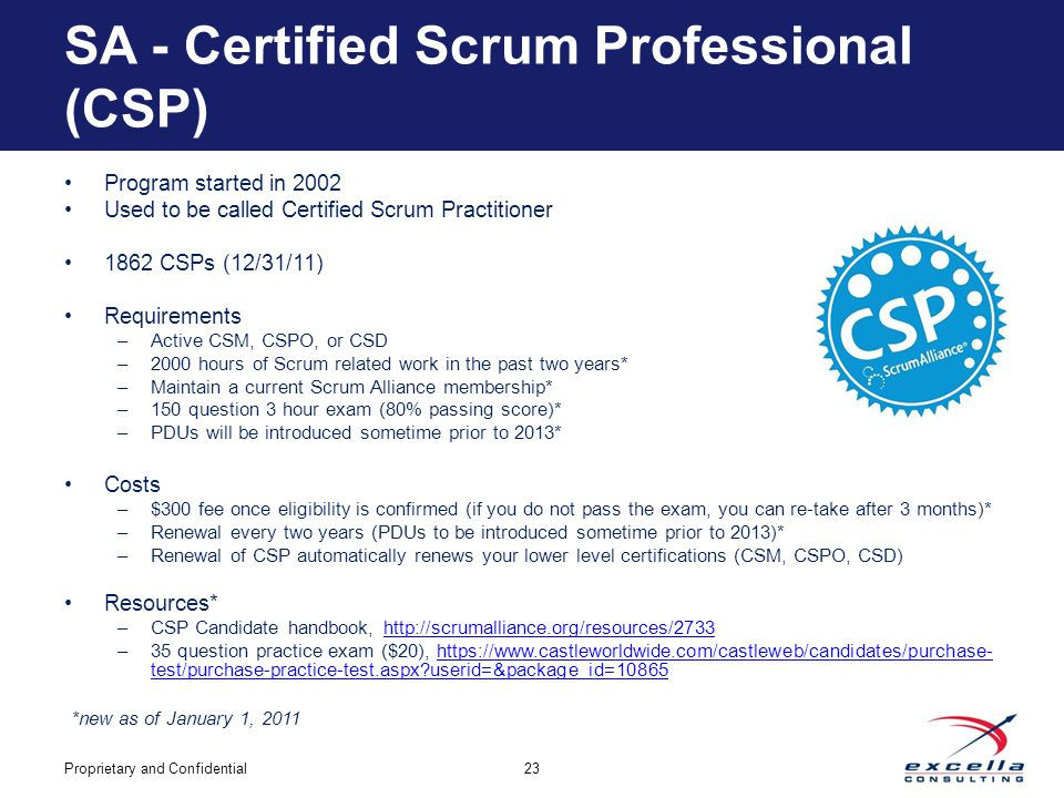A Deep Look at Agile Certifications - ppt video online download