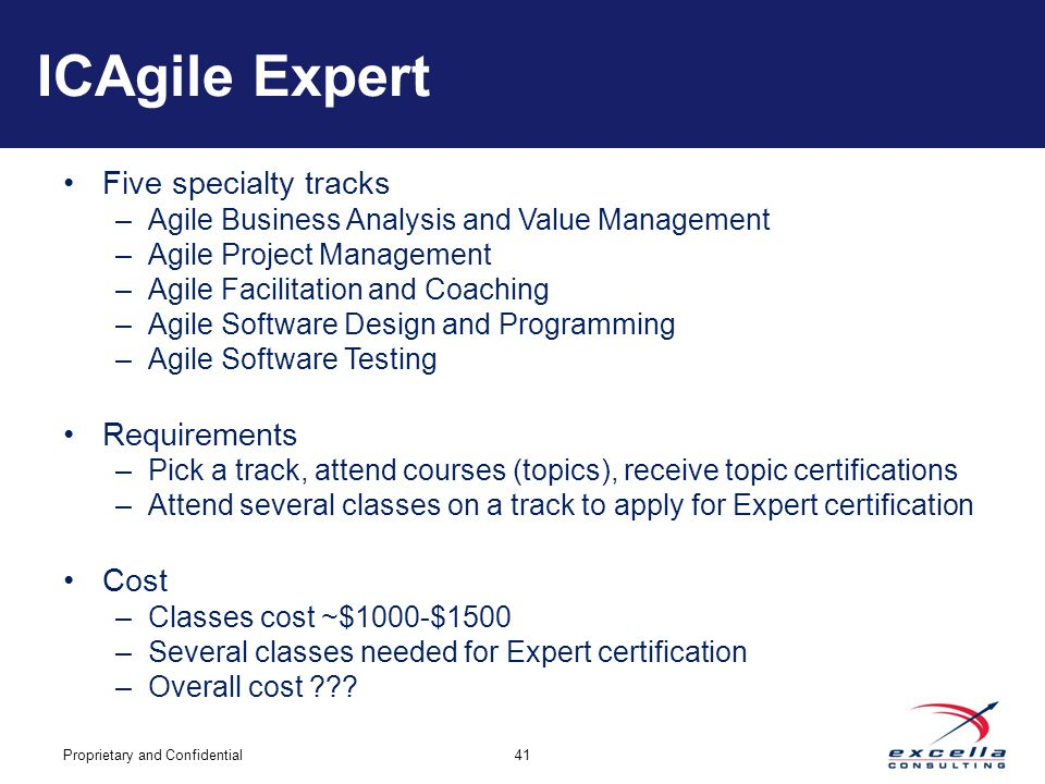 a deep look at agile certifications - ppt  online download