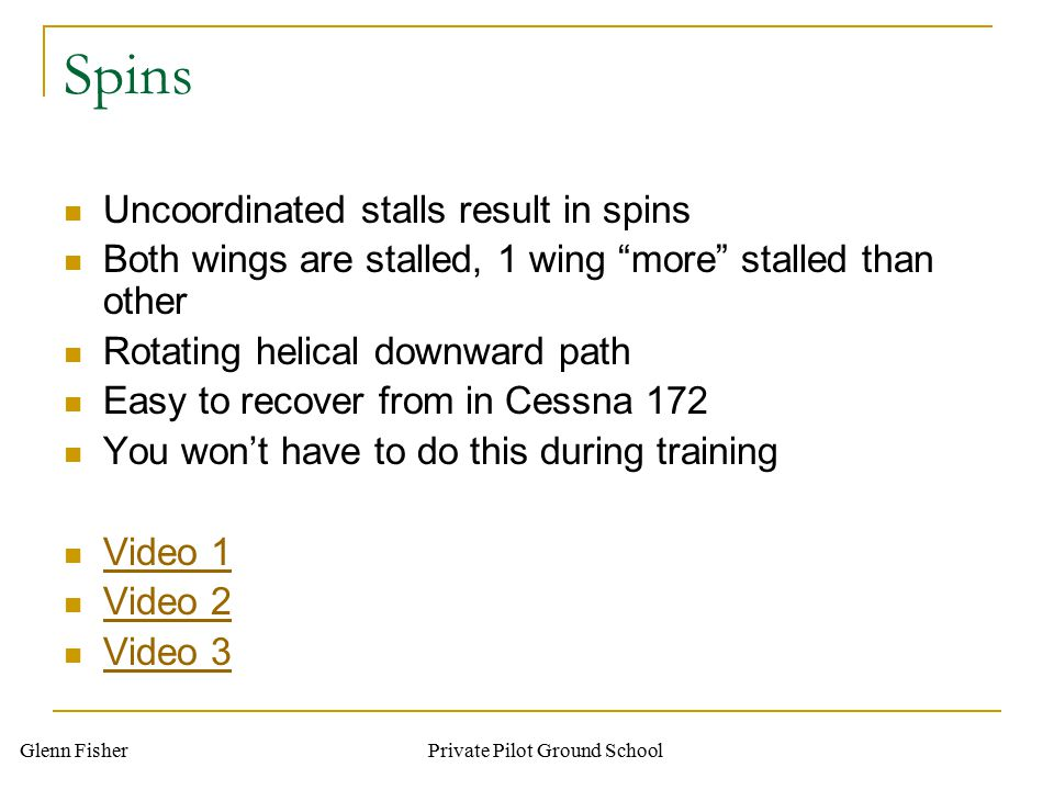 Stability And Flight Controls Ppt Video Online Download