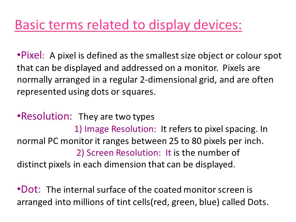 INTRODUCTION TO COMPUTER GRAPHICS - ppt video online download
