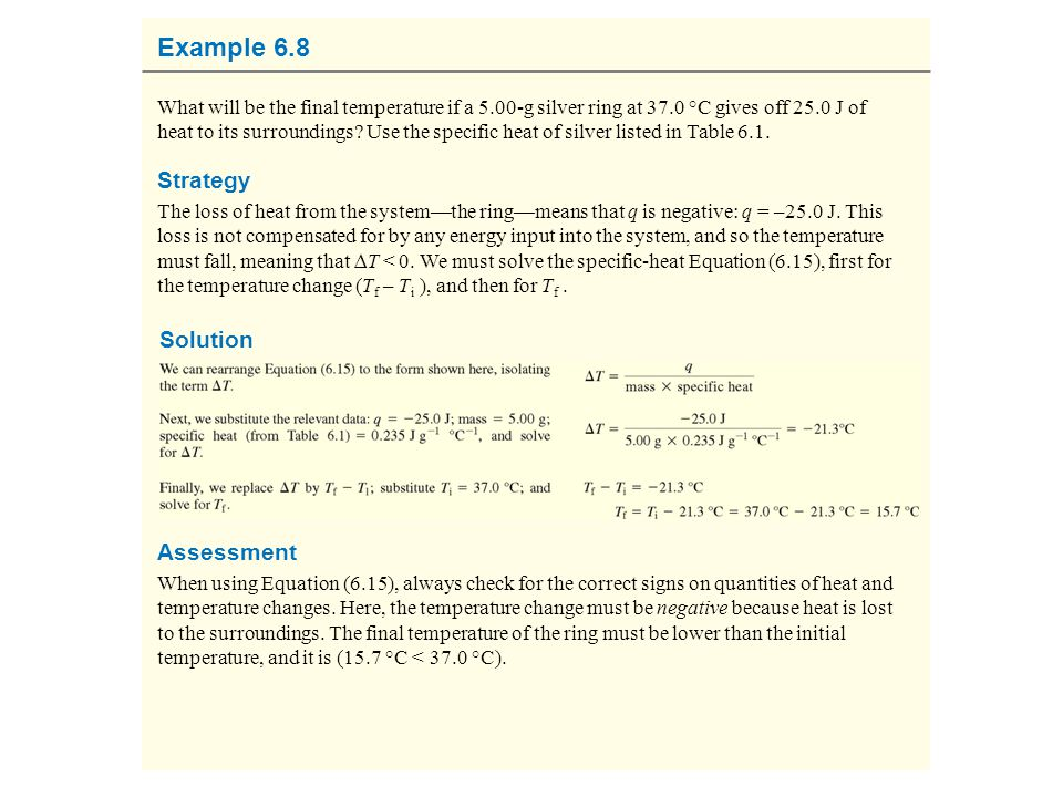 Example 6 1 Strategy Solution Exercise 6 1A Exercise 6 1B