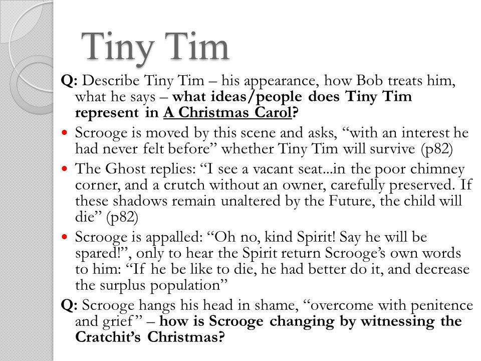 A Christmas Carol Study Guide Ppt Download