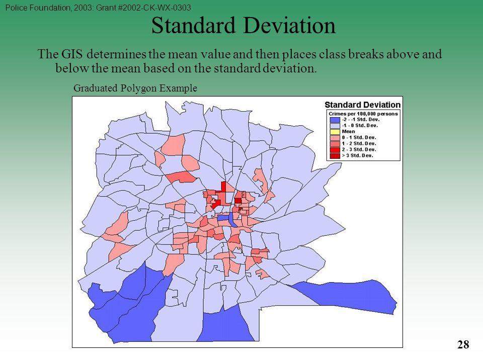 Descriptive Spatial Analysis - ppt download