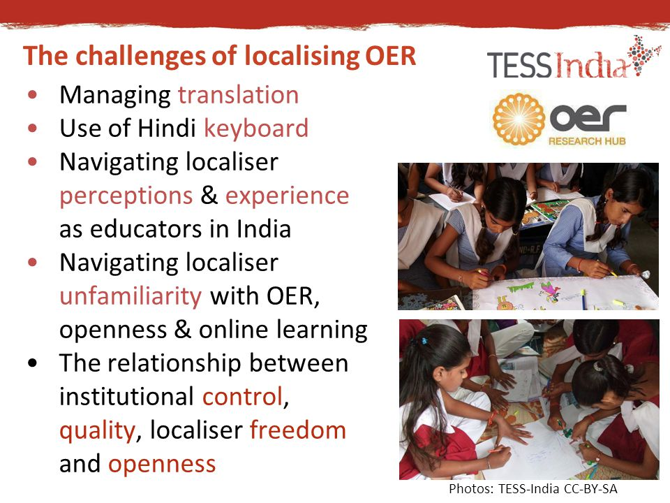 From global to local: learning from TESS-India's approach to
