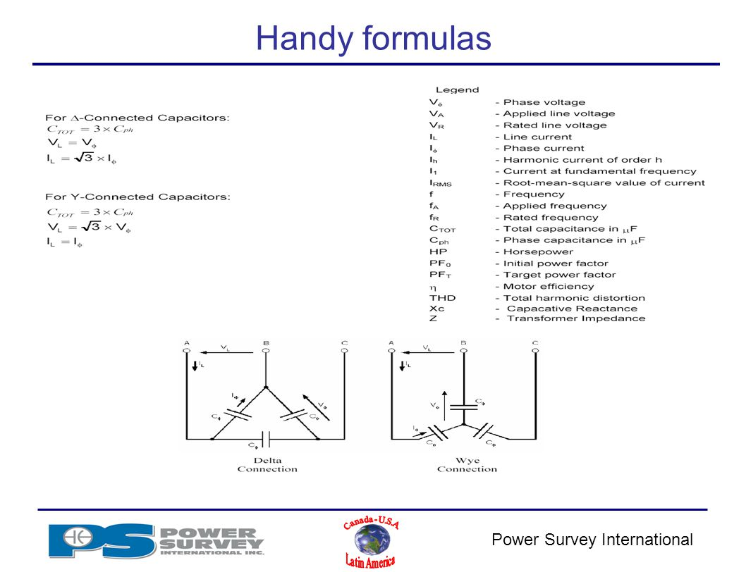 Power Survey Application Product Training Ppt Video Online Download 64 Ac Circuit Calculations Motors 3 Phase 89 Handy Formulas