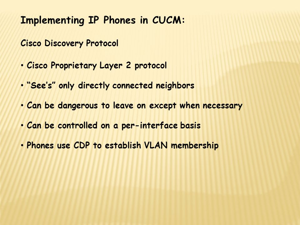 CCNA Voice Cert Guide CHAPTER 9 - ppt video online download