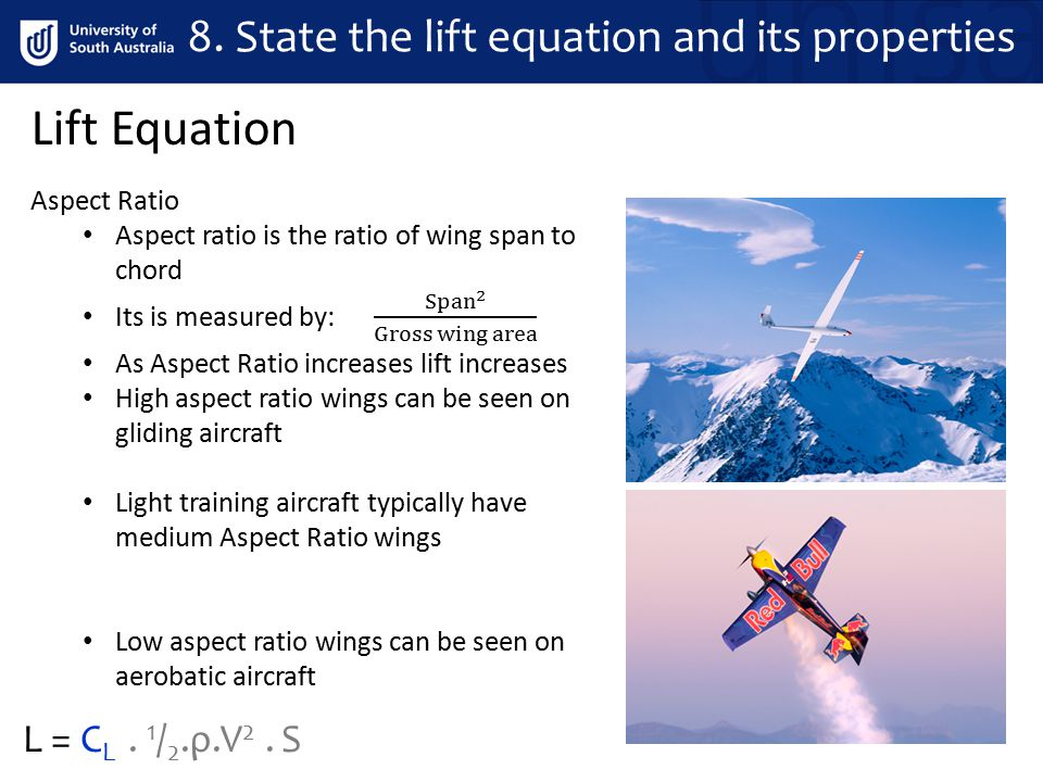 Basic Aerodynamic Theory and Lift - ppt video online download