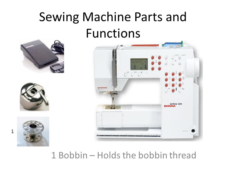 Sewing Machine Parts And Functions Ppt Download Classy Feed Dog Sewing Machine Function