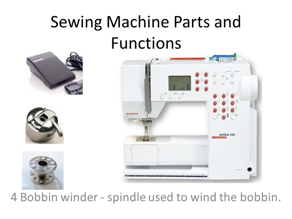 Sewing Machine Spindle