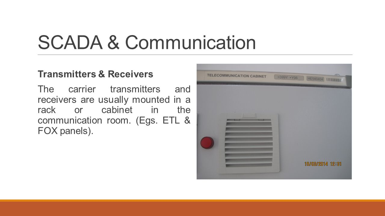 SCADA & Communication Transmitters & Receivers