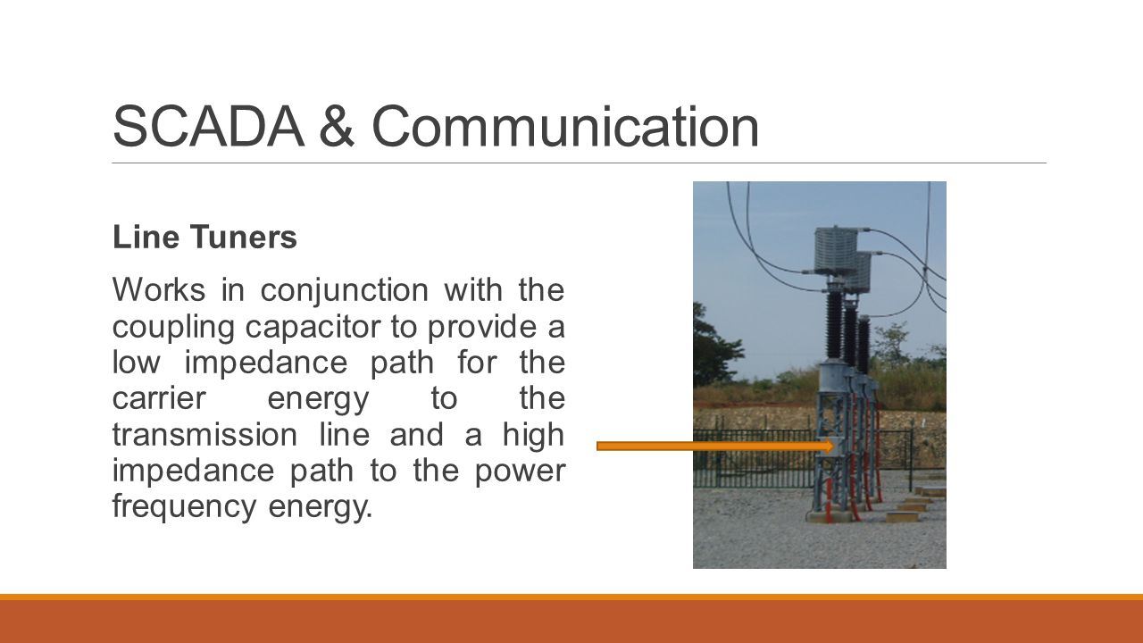 SCADA & Communication Line Tuners
