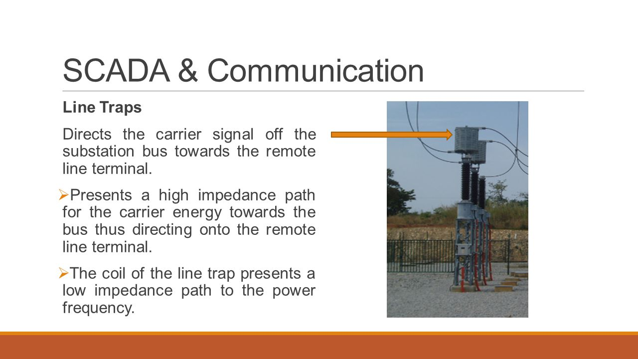 SCADA & Communication Line Traps