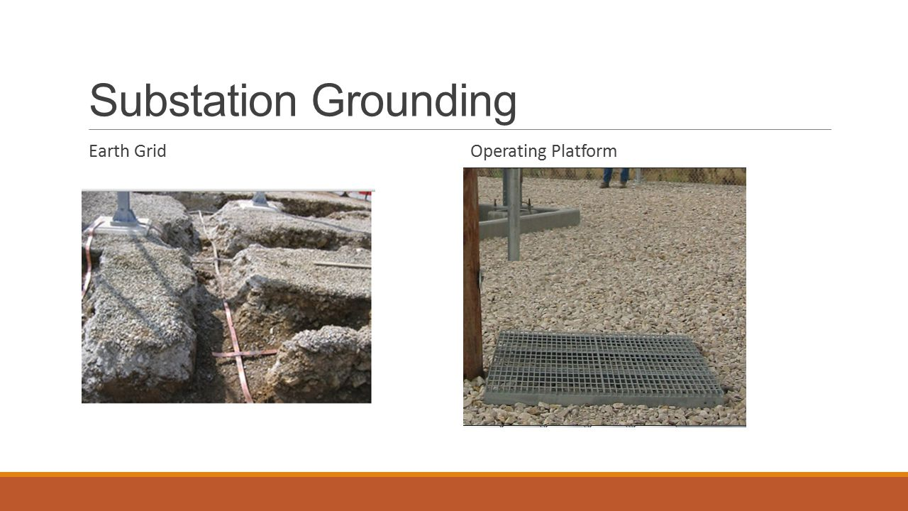 Substation Grounding Earth Grid Operating Platform