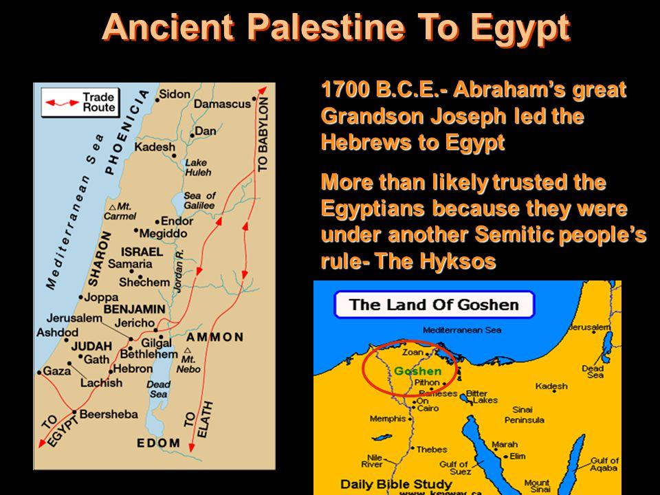 The Ancient Hebrews Ppt Video Online Download