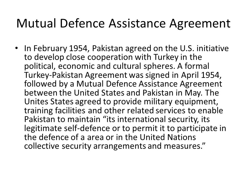 Pakistans Foreign Policy Ppt Download