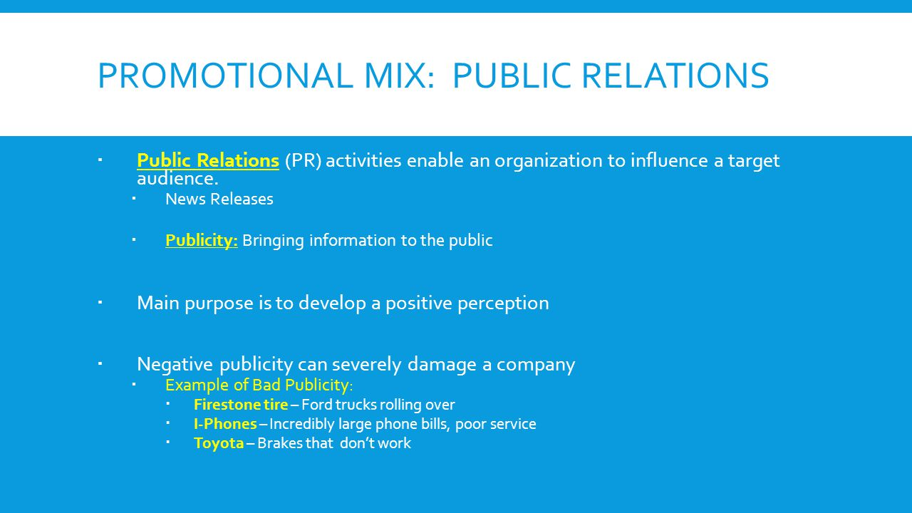 Reading: the promotion mix: the fourth p | introduction to business.