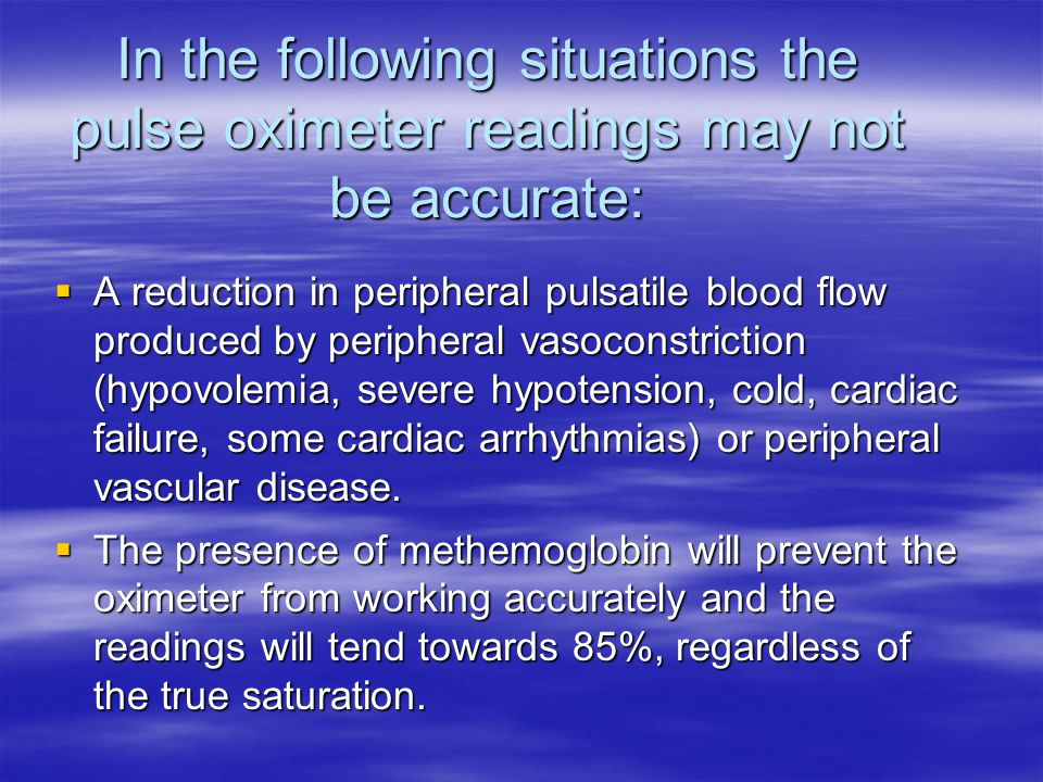 Pulse Oximetry & Capnography - ppt download
