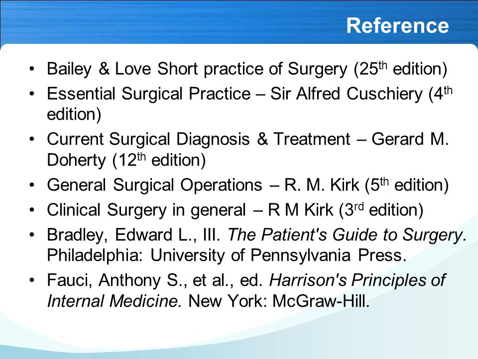 Bailey And Loves Short Practice Surgery Ebook