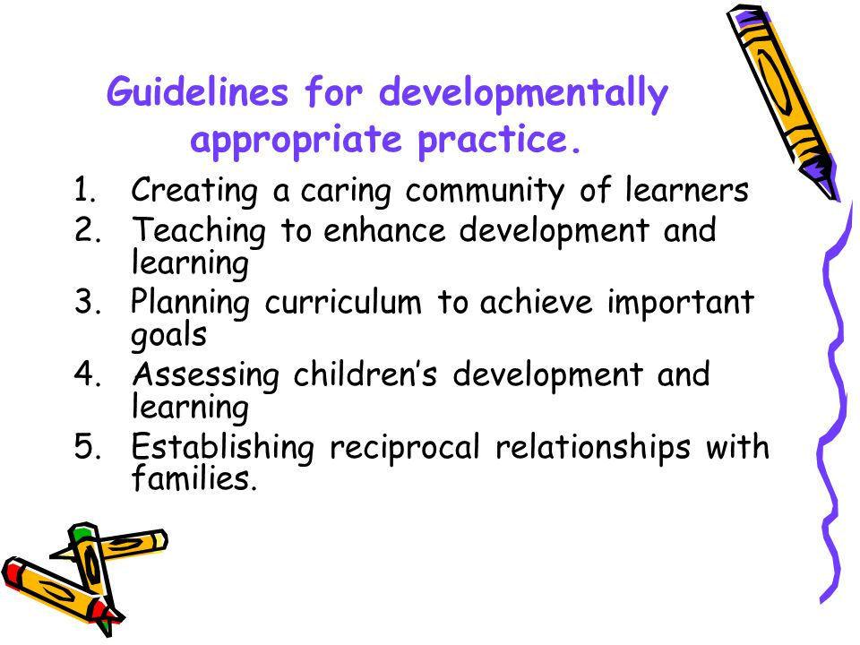 naeyc developmentally appropriate practice in early childhood rh slideplayer com the guidelines for developmentally appropriate practice (dap) is based in part on principles of Practice Guideline Clinical Cataract