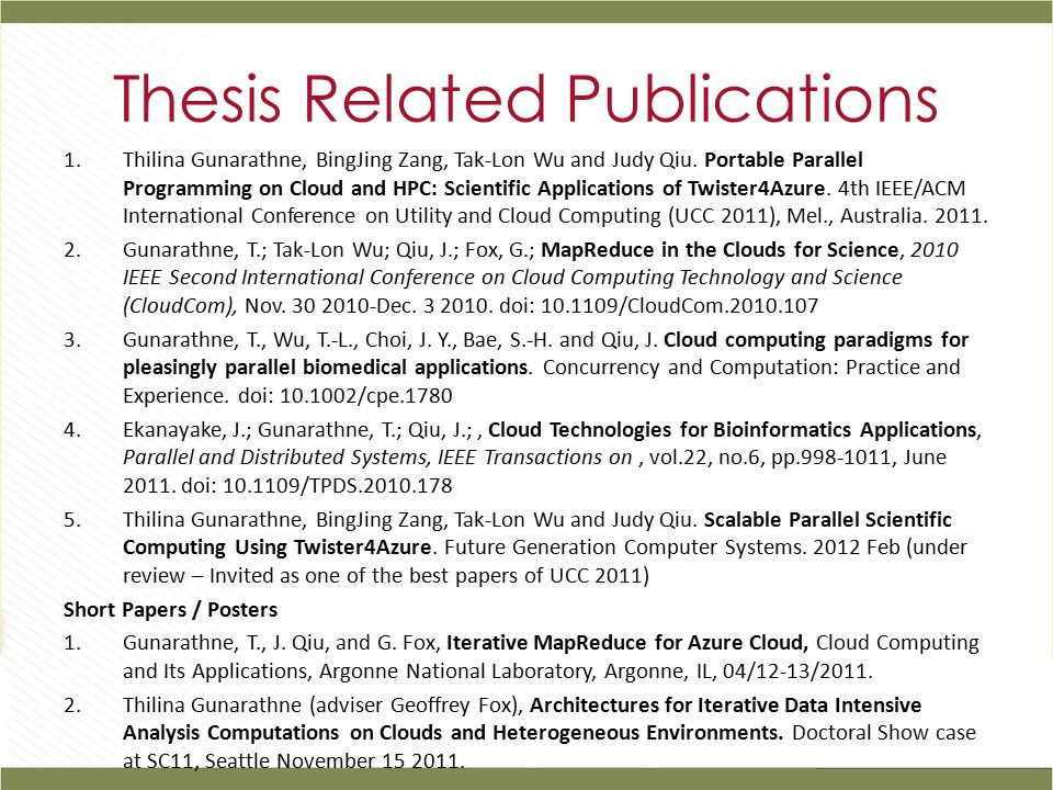 parallel computing master thesis Master thesis parallel computingthesis statement for the help phd thesis on parallel computing custom essay writing discount code can i do my homework on an ipoddissertation reading phd thesis parallel computing custom resume write my where can i get help with my grammar homeworkdo my assignment for me nz phd thesis parallel computing why i.