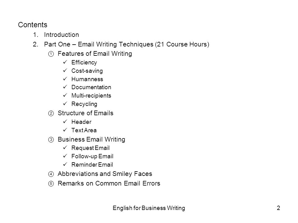 English for business writing ppt download english for business writing altavistaventures Choice Image