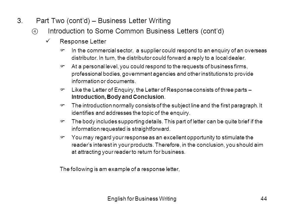 English for business writing ppt download english for business writing spiritdancerdesigns Images