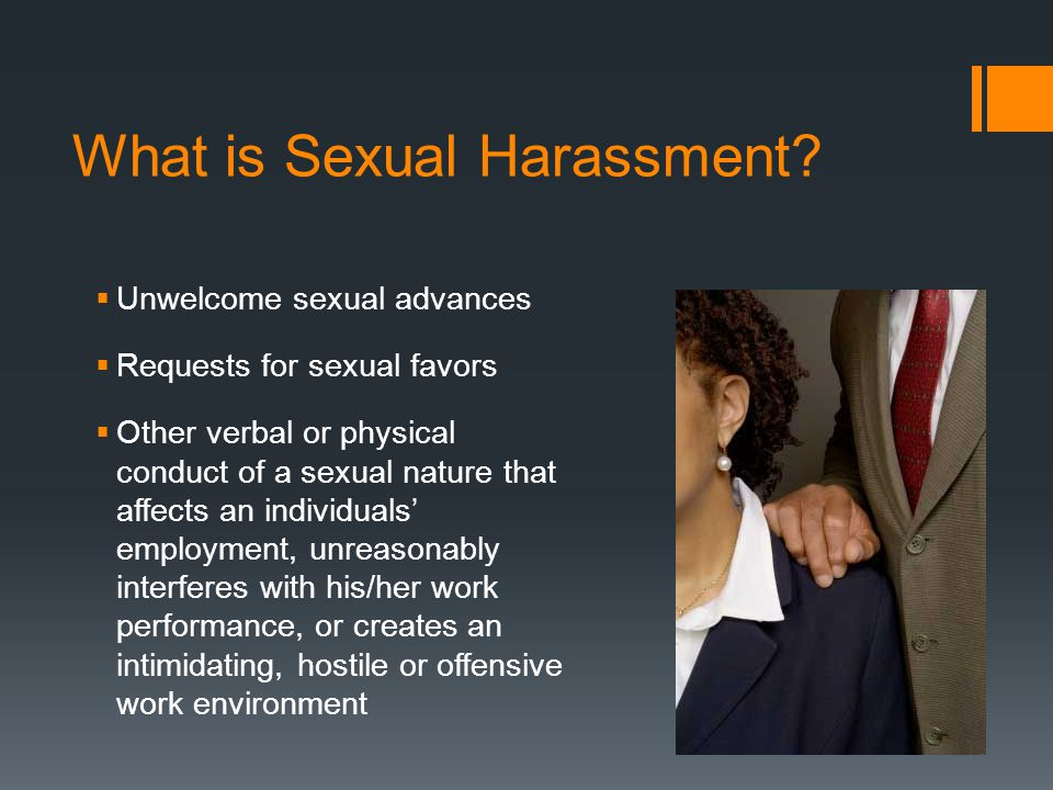 sexual harassment discrimination in the workplac essay Workplace harassment practices such as sexual harassment are so inhuman that it results in the breakdown of individual and team relationship in for the maximum effectiveness, the people involved in the discrimination and sexual harassment conflict must be fully involved in the efforts to solve.