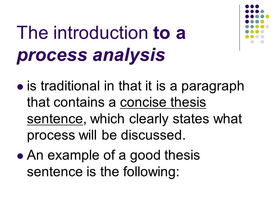 2 types of process analysis essays Stages of writing process 2 12 writing essentials 2 17  analysis essay samples analysis essays are one of the more difficult essays to work on due to their.