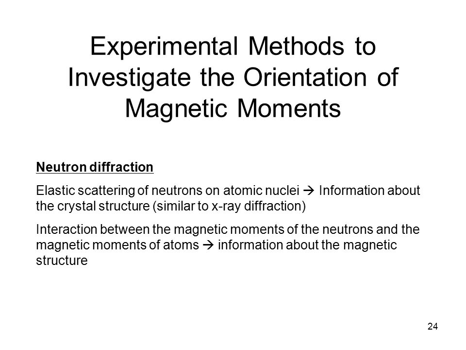 magnetic properties of materials pdf