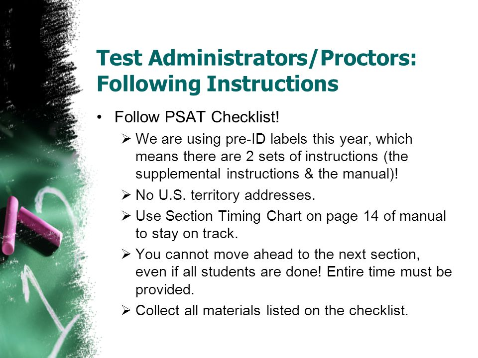 Welcome To Psat Training Ppt Video Online Download
