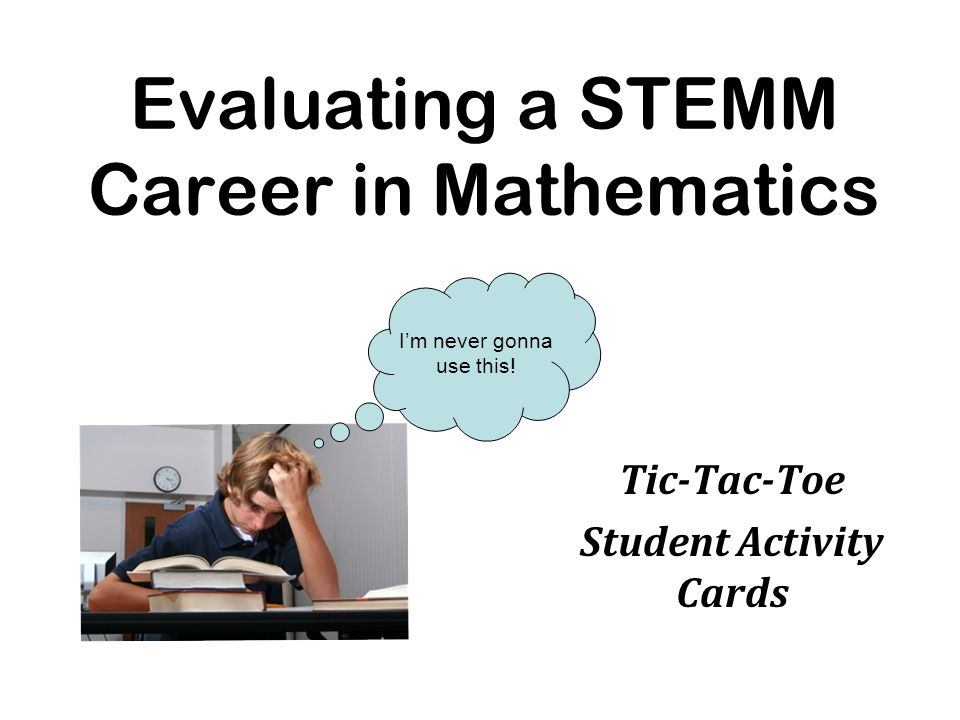 careers in mathematics essay Math career resources  careers in mathematics  a collection of 101 short essays written by people who work in many different fields, as a demonstration of the.
