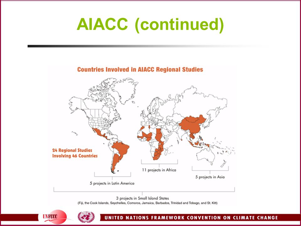 AIACC (continued)