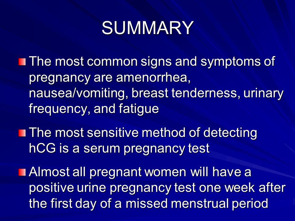 Pregnancy Diagnosis Prenatal Diagnosis