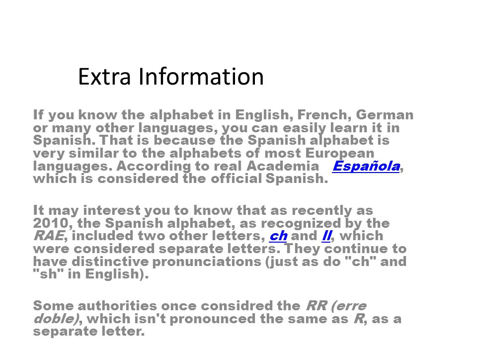 spanish alphabets - Emayti australianuniversities co