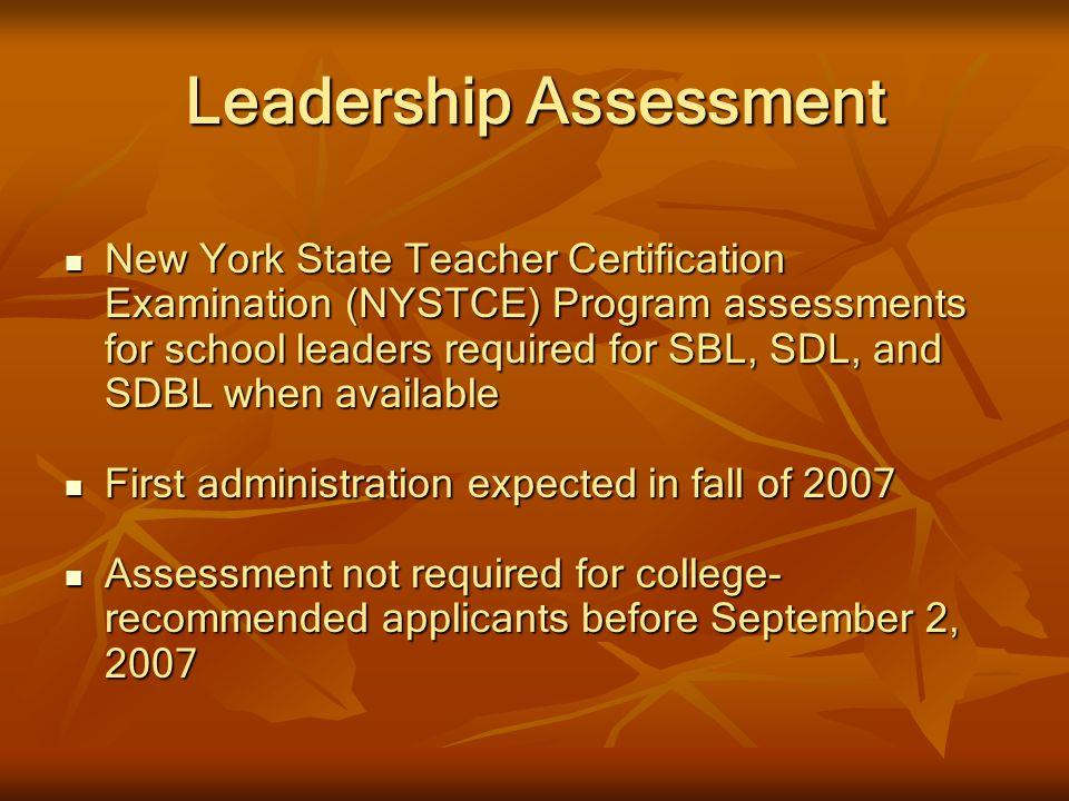 All About New York State Teacher Certification Examinations Nystce