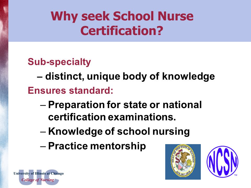 knowlege of nursing Nurses: use pro-nursing to target your continuing professional development supervisors: assess knowledge and understanding of nurses and students to improve workplace outcomes.