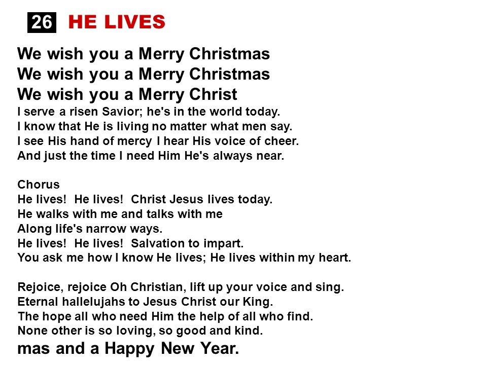 1 A WONDERFUL SAVIOR IS JESUS - ppt download