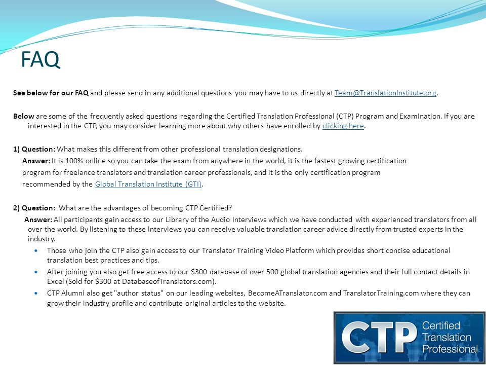 The Most Challenging Globally Recognized Translator - ppt