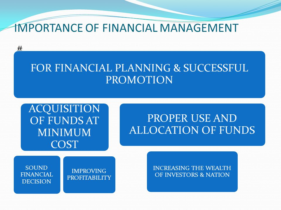 CHAPTER NO  1 Nature & Scope of Financial Management - ppt