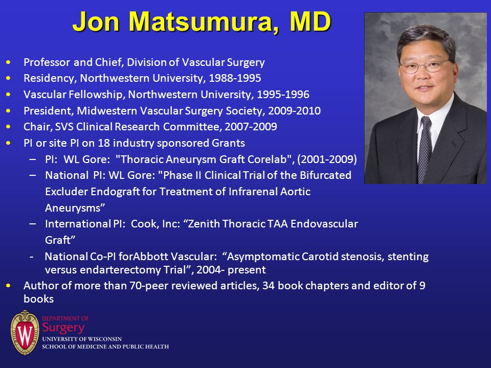 Vascular Surgery Residency and Fellowship - ppt video online