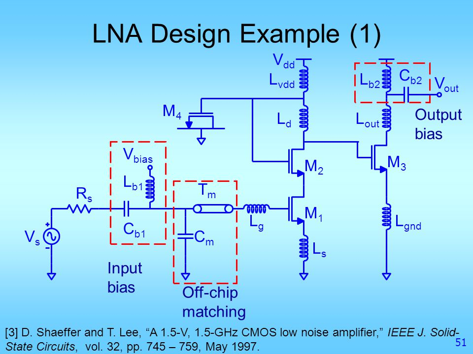 Low-Noise Amplifier  - ppt video online download