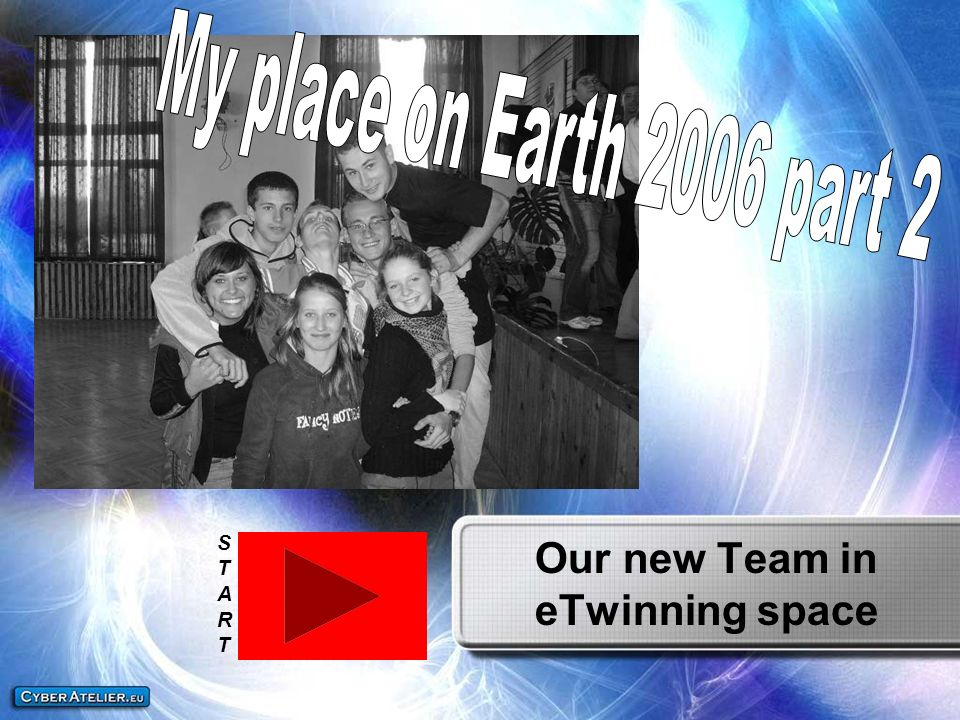 Our new Team in eTwinning space