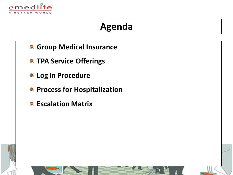 Group Medical Insurance Ppt Download