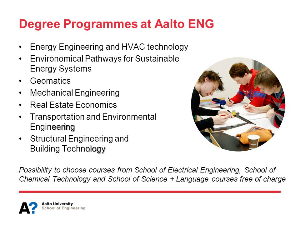 Welcome to Aalto University School of Engineering - ppt download