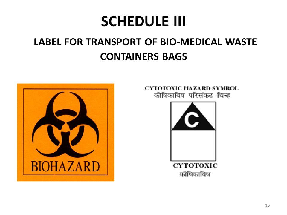 Biomedical Waste Management Ppt Video Online Download